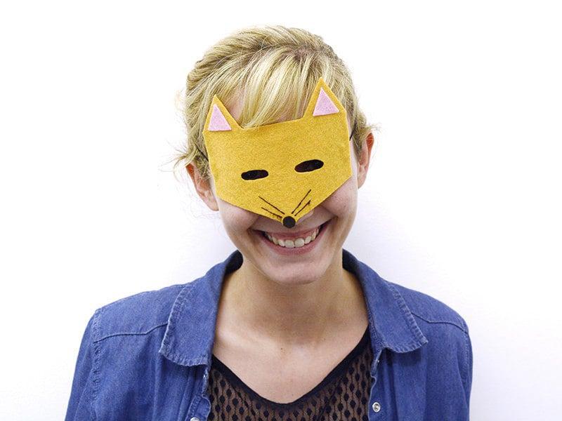Le masque renard