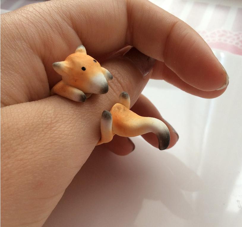 La bague renard