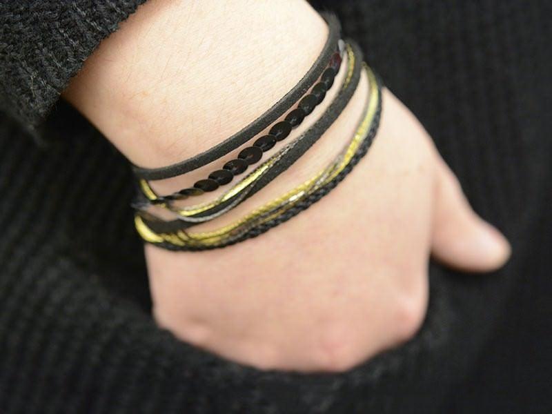 Le bracelet chic