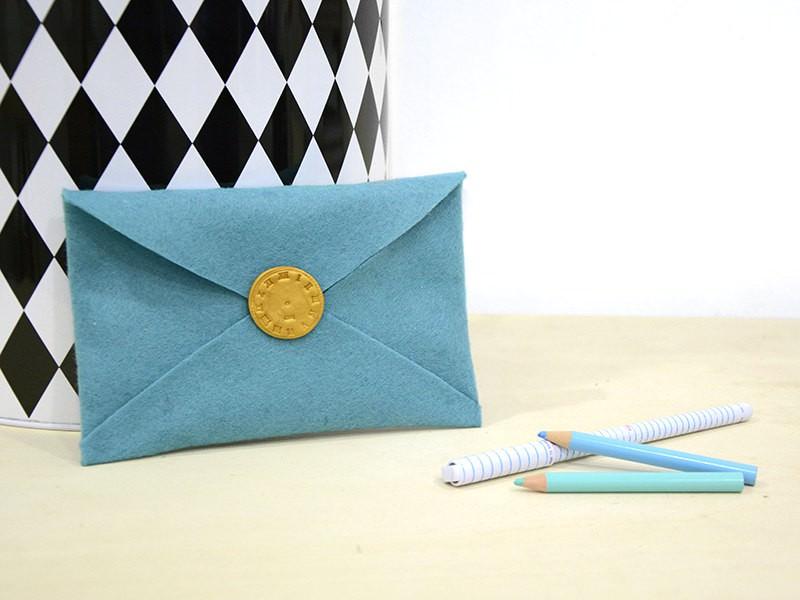 L'enveloppe cachetée