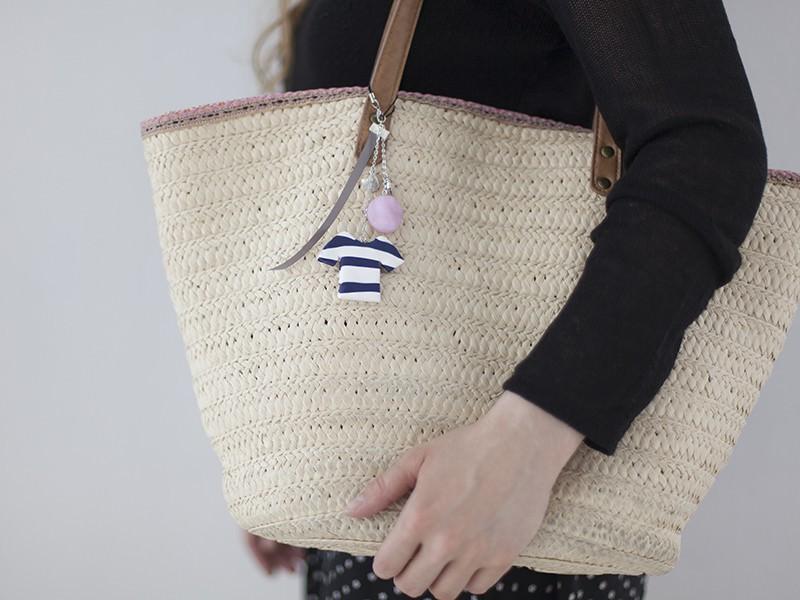 Le bijou de sac marin