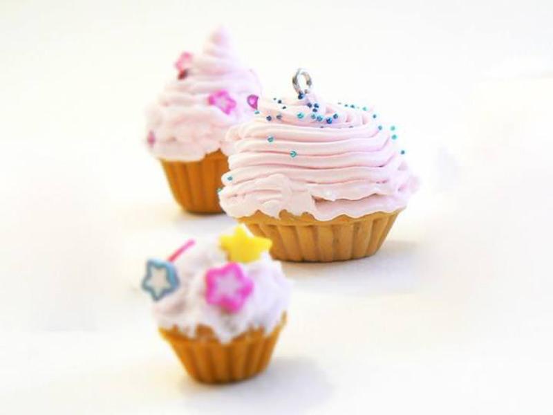 Le cupcake de la Saint Valentin