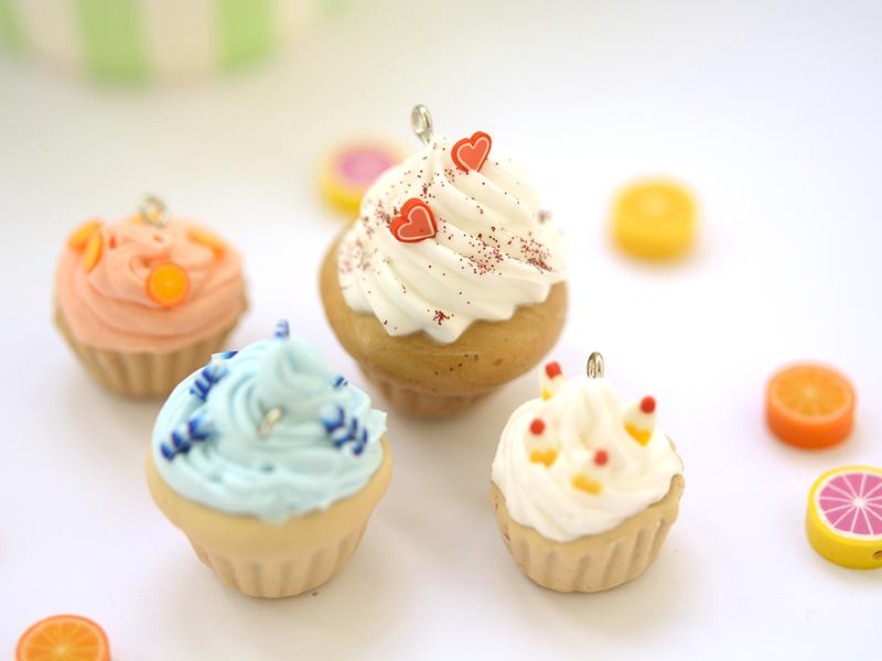 Les classiques : le cupcake