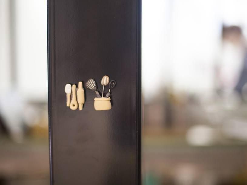 """Les magnets """"ustensiles de cuisine"""""""