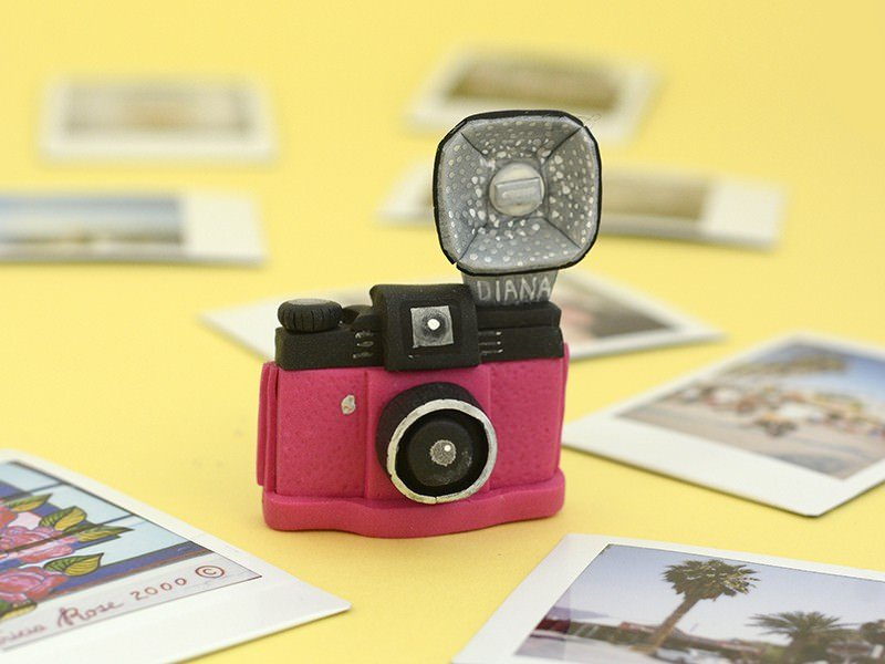 Le magnet appareil photo lomography