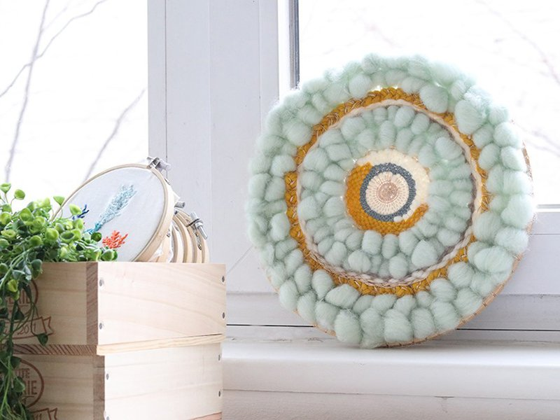 Le tissage circulaire