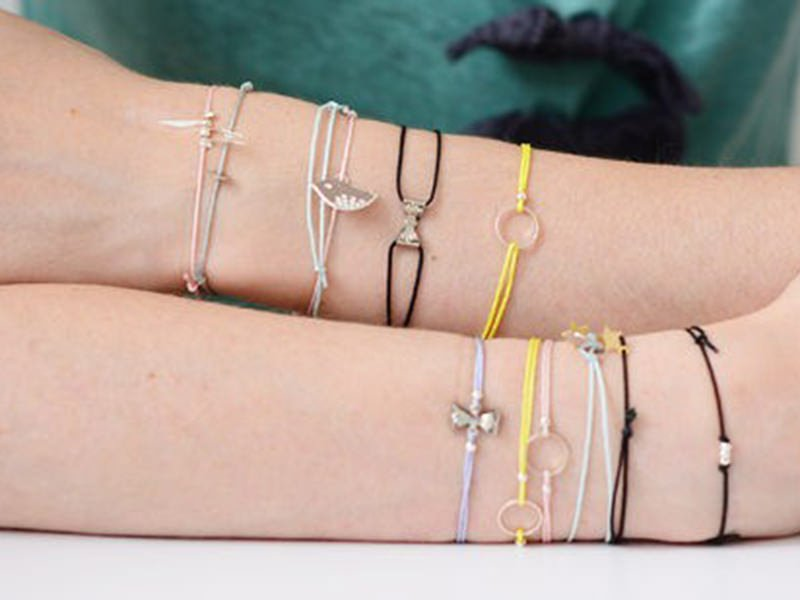 Jolis Bracelets porte bonheur