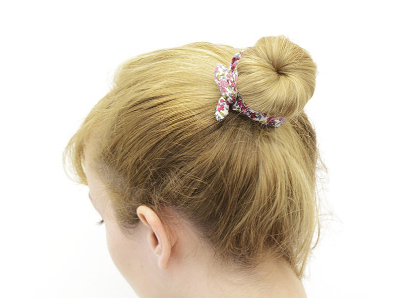 Accessoire cheveux liberty