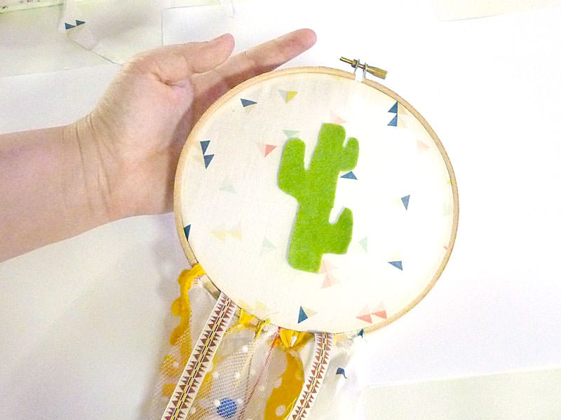 L'attrape-rêves cactus