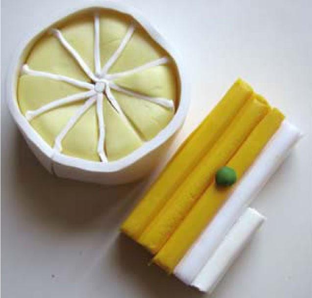 Les canes et les minis citrons