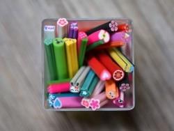 Acheter Cane cupcake à pois et rayures - 0,99€ en ligne sur La Petite Epicerie - Loisirs créatifs
