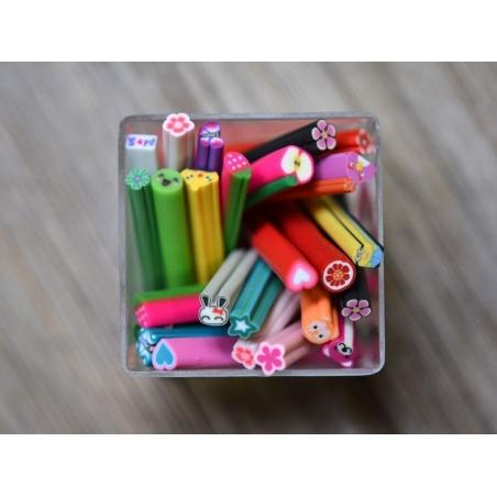 Acheter Cane Teddy Bear Love couleur- en pâte polymère pour le modelage - 0,99€ en ligne sur La Petite Epicerie - 100% Loisi...