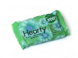 Hearty Clay - hellgrün