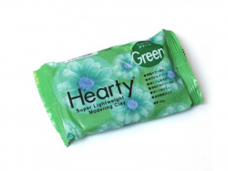 Hearty Clay - light green