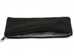 Trousse plate noire - M