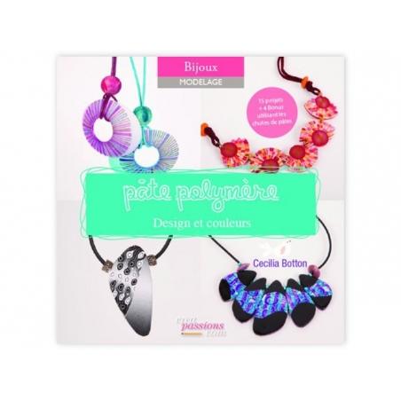Acheter Livre pâte polymère - Design et couleurs - 16,90€ en ligne sur La Petite Epicerie - Loisirs créatifs