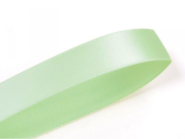 1 m of satin ribbon (6 mm) - sea green