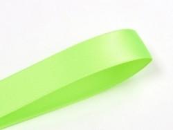 Acheter 1 m ruban satin uni vert fluo - 6 mm - 0,49€ en ligne sur La Petite Epicerie - 100% Loisirs créatifs