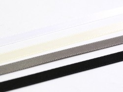 Acheter 1 m ruban satin uni beige - 6 mm - 0,49€ en ligne sur La Petite Epicerie - Loisirs créatifs