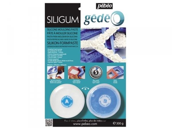 Gédéo Siligum moulding paste - 300 g