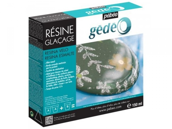 Gédéo glazing resin (300 ml) Pébéo - 1