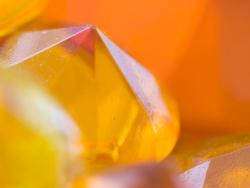 Résine colorée - Jaune Topaze - gédéo 150 ml
