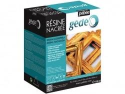Résine nacrée - or - gédéo 150 ml