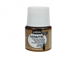 Ceramic paint - gold