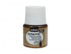 Ceramic paint - gold