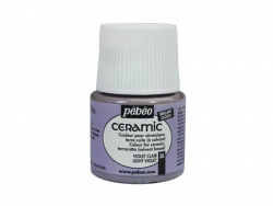 Ceramic paint - light violet