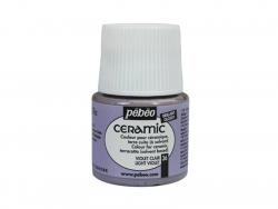 Peinture pour céramique / violet clair