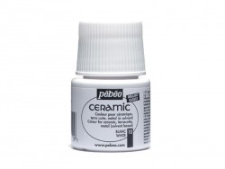 Ceramic paint - white