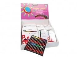 Acheter Coffret 12 pastels à l'huile - 5,30€ en ligne sur La Petite Epicerie - Loisirs créatifs