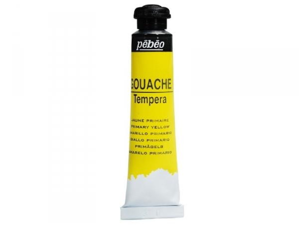 Gouache 20ml - Jaune primaire