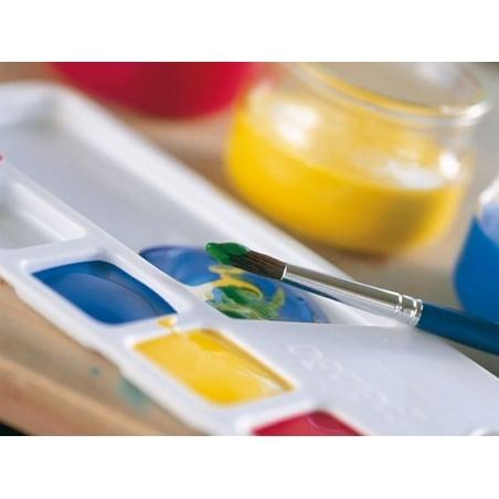 Acheter Boîte - 5 tubes de gouache primaire + palette - 5,60€ en ligne sur La Petite Epicerie - Loisirs créatifs