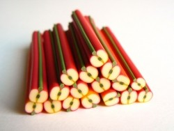Red apple cane