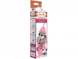 Whipped cream kit - pink