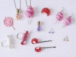 kit DIY mes bijoux gourmands - bonbons La petite épicerie - 2