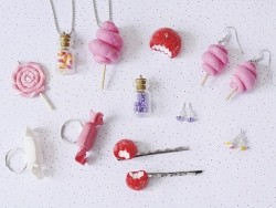 kit DIY mes bijoux gourmands - bonbons