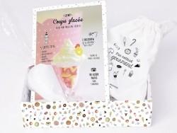 DIY kit - Mes bijoux gourmands - Ice-cream sundae