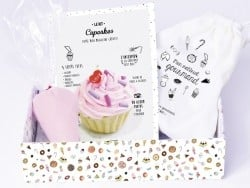 kit DIY mes bijoux gourmands - cupcakes