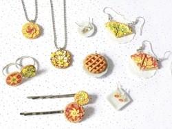 DIY kit - Mes bijoux gourmands - Tarts