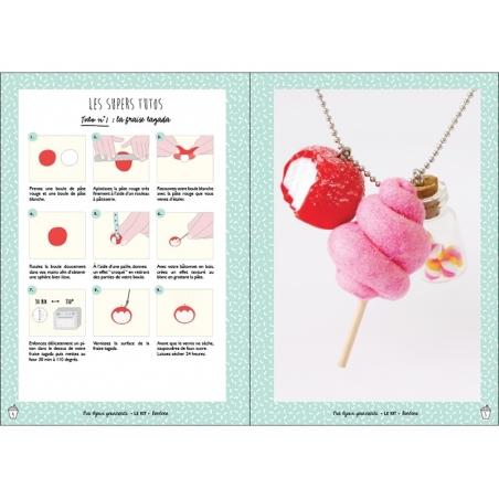 DIY kit - Mes bijoux gourmands - Sweets