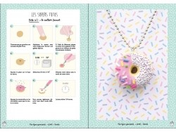 Acheter kit DIY mes bijoux gourmands - donuts - 24,99€ en ligne sur La Petite Epicerie - 100% Loisirs créatifs