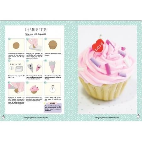 kit DIY mes bijoux gourmands - cupcakes La petite épicerie - 4