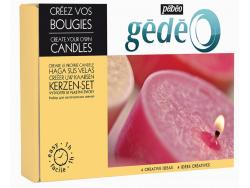 """Coffret PEBEO """"Créez vos bougies"""""""