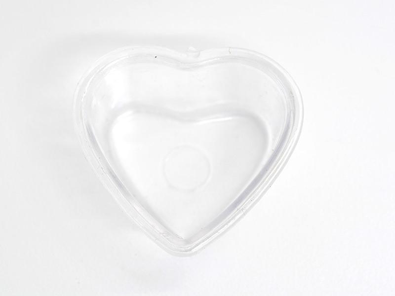 Acheter Pot pour glaces - coeur - miniature - 1,39€ en ligne sur La Petite Epicerie - Loisirs créatifs