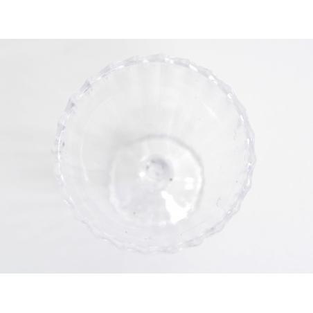 Pendentif coupe glacée - effet cristal