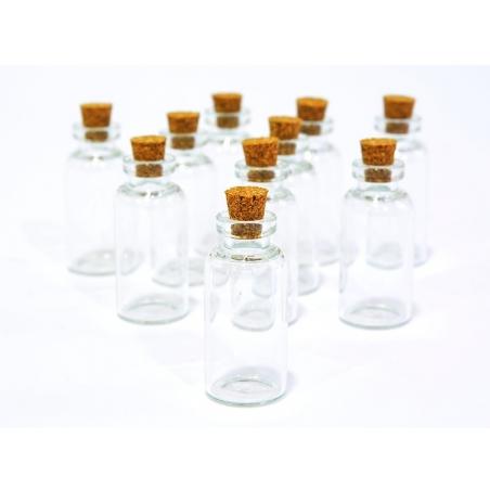 Acheter 1 fiole en verre 4,5 cm - 0,99€ en ligne sur La Petite Epicerie - 100% Loisirs créatifs