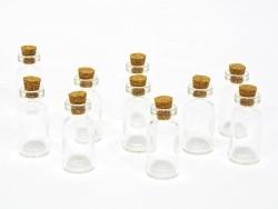 1 Glasfläschchen 4 cm